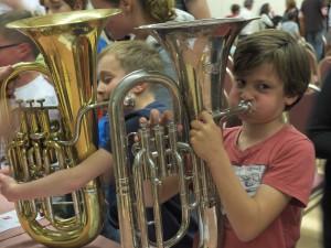 Instrument proberen