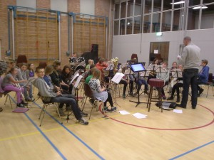 Eerste repetitie met 30 leerlingen